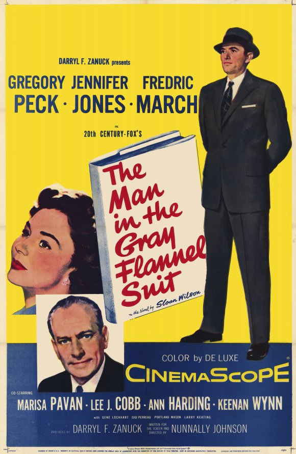 The Man in the Gray Flannel Suit - Poster 5