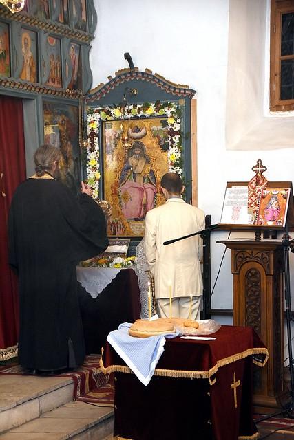 12 декември - Вечерня с Акатист на Св. Спиридон