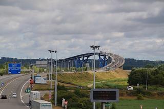 014 Brug voor de Pont de Normandie