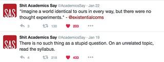 Shit Academics Say 5