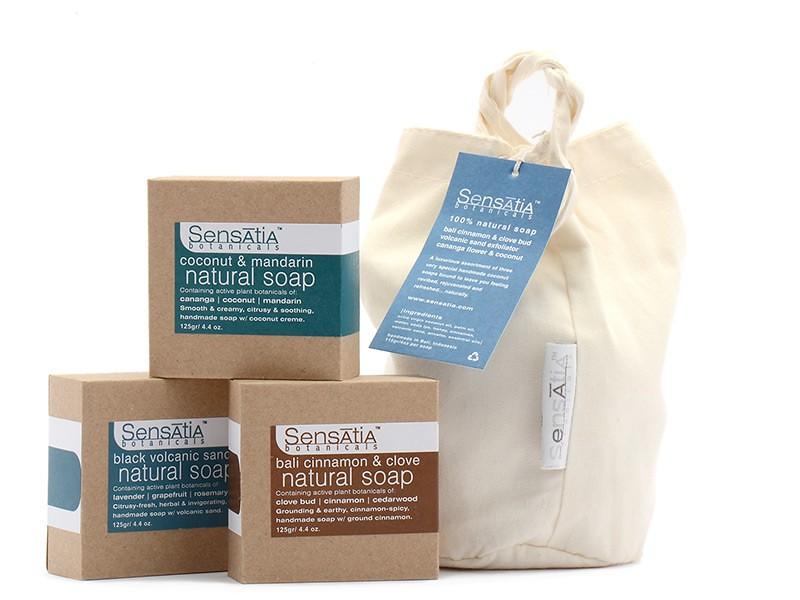 Sensatia natural soaps