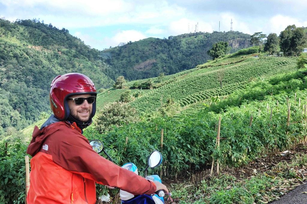 En scooter sur la boucle de Mae Hong Son
