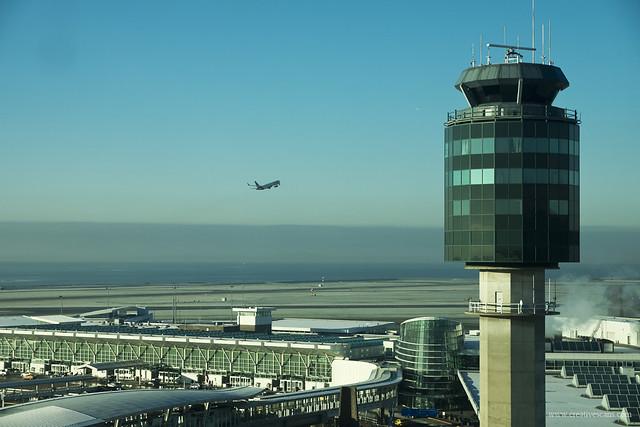 YVR air traffic