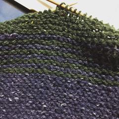 袖無し羽織 in progress