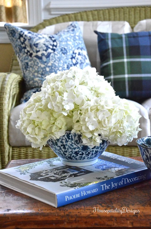 Blue and White-Chinoiserie-Bowl-Housepitality Designs
