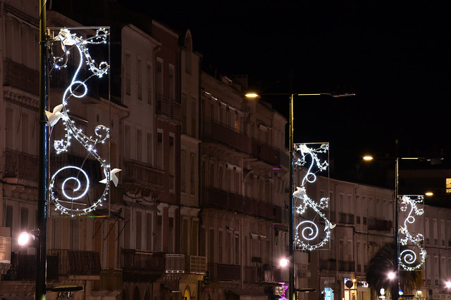 Sète, illuminations 2016