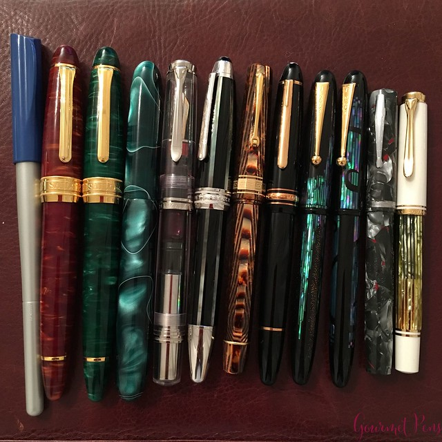 Magpie Syndrome My Favorite Pens of 2016 1
