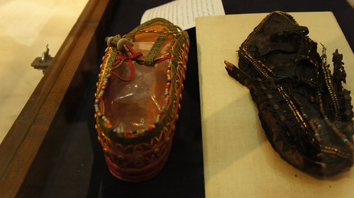 King Tutankhamen's shoe