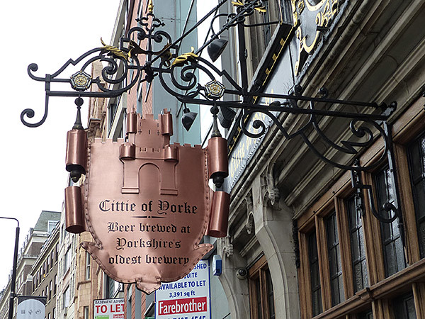 cittie of Yorke