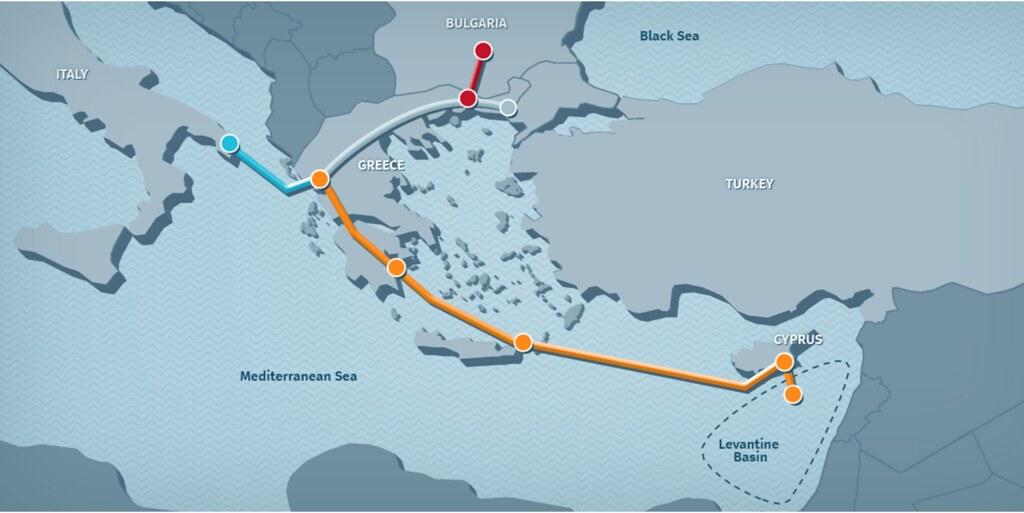 Poseidon доставит в Италию израильский газ?
