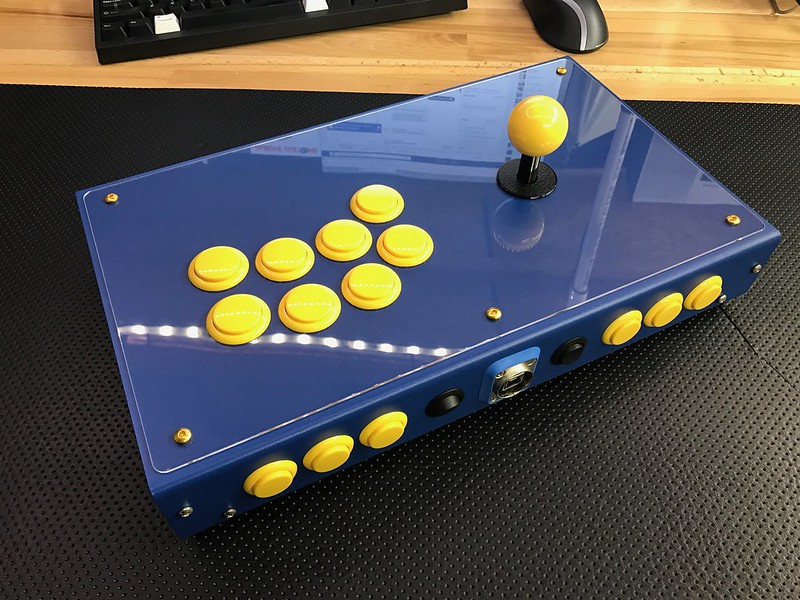 Panzer Fight Stick 3