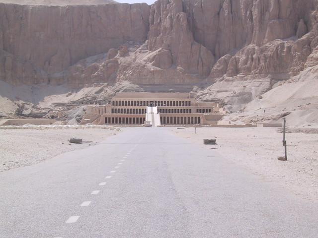 Hapsetsut Temple, Egypt