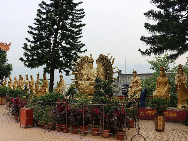 manastirea celor 10000 de budda obiective turistice gratuite hong kong 8