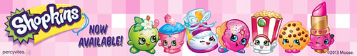 Shopkins Percyvite