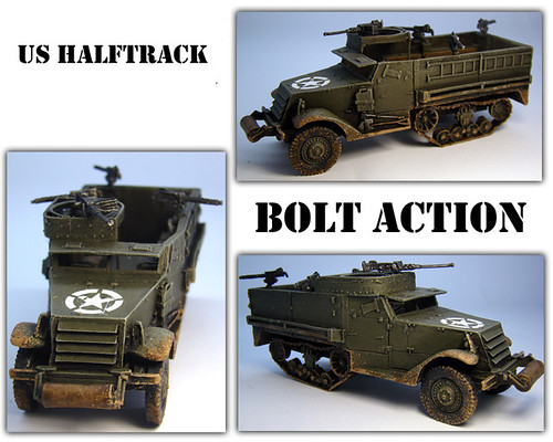 Bolt Action - US Army
