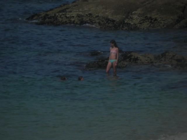 Niñas del mar