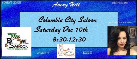 Avery Hill 12-10-16
