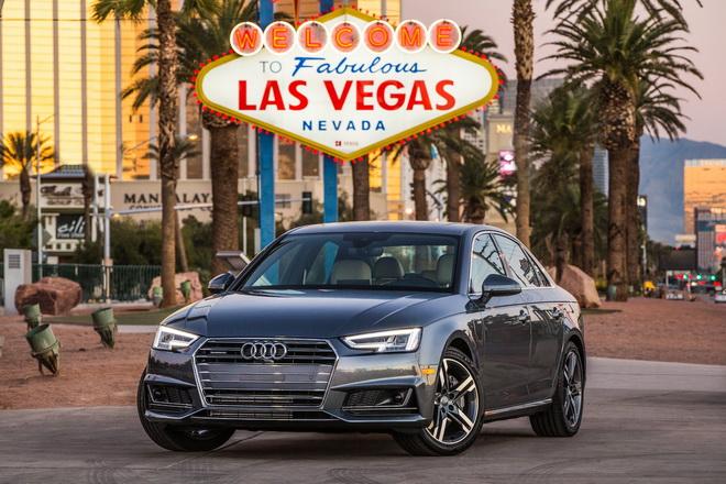 Audi搶先在拉斯維加斯啟動交通燈號資訊串流服務 落實V2I數位化交通基礎建設資訊車聯網系統