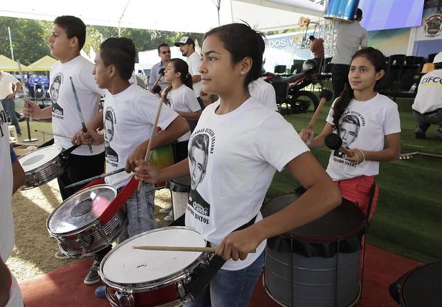 Festival para el buen vivir y Gobernando con la gente-El Paisnal.