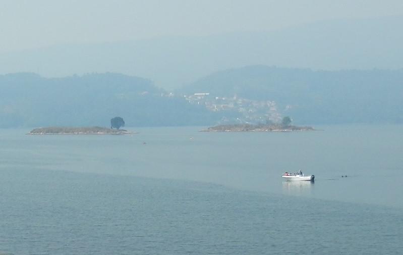 Islas de la ría de Vigo