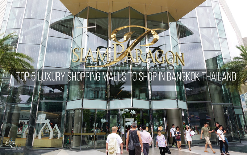 bangkok luxury malls