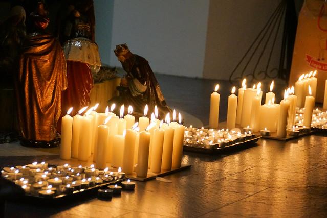 Epiphany Candlelight Youth Mass Norwich Jan17