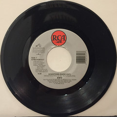SWV:DOWNTOWN(RECORD SIDE-A)