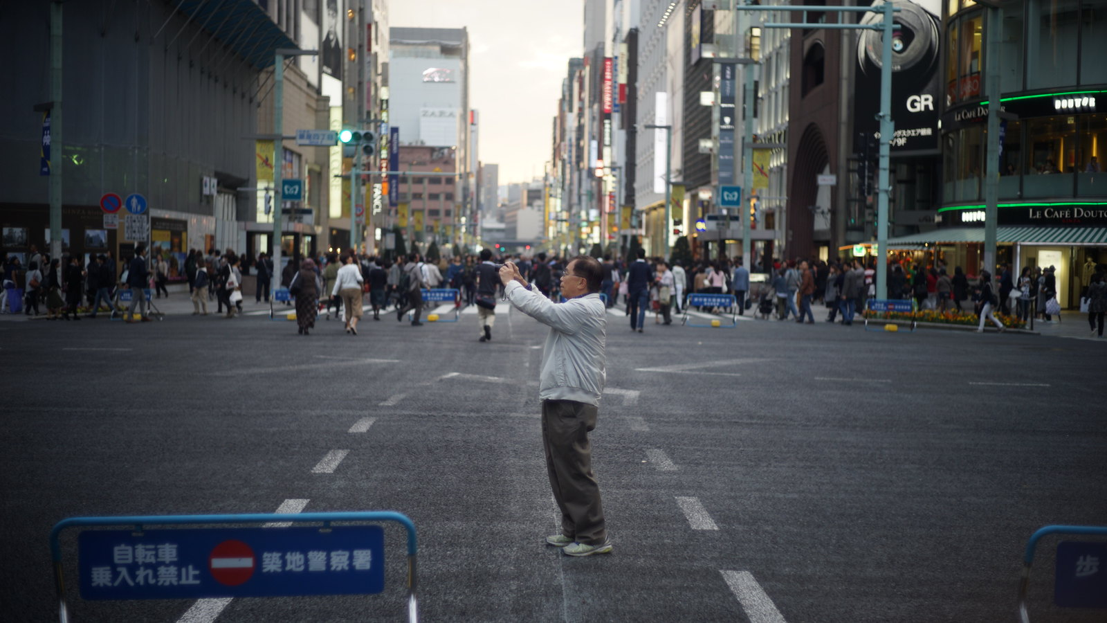 Ginza Photographer No. 2