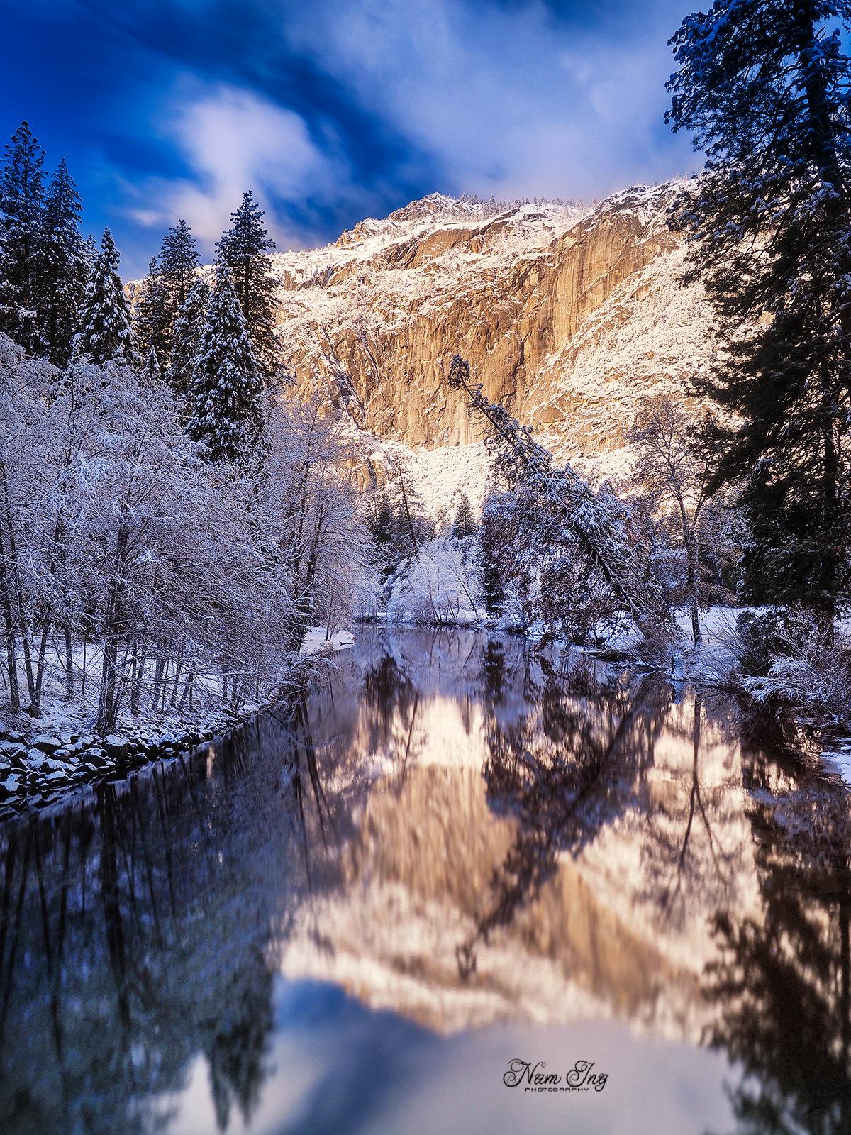 Noël au Yosemite 31749414742_cb81ab909a_h