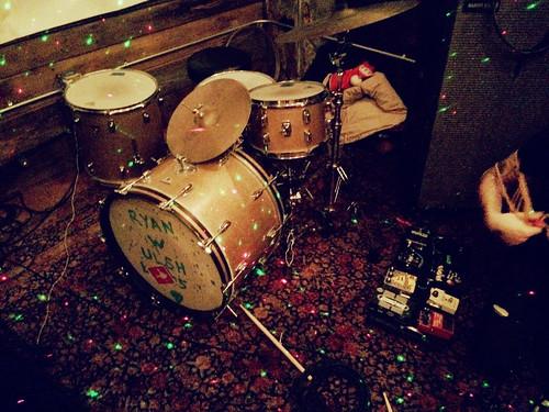 Smashed Drum Set (You're Jovian) (Jan 2 2016)