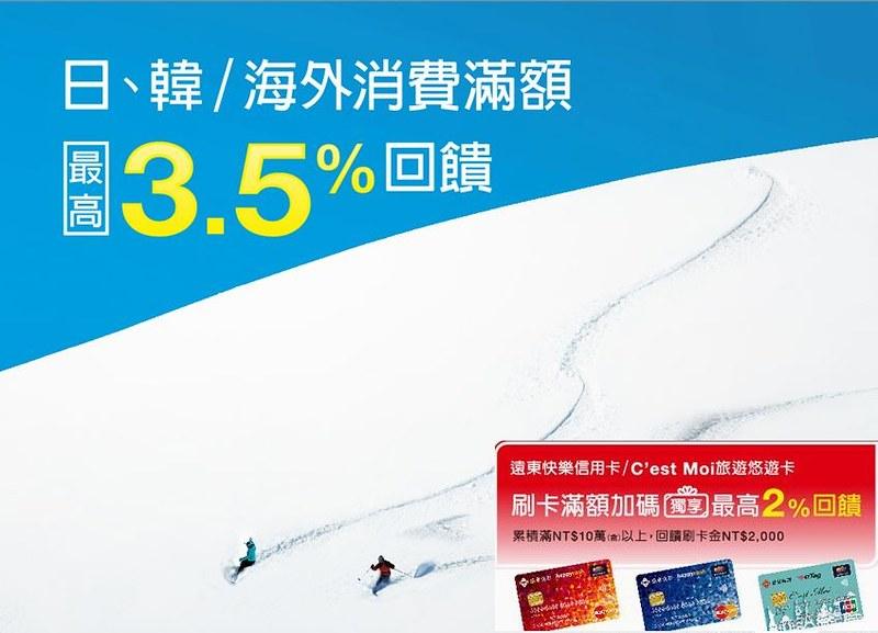 信用卡海外刷卡手續費比較推薦