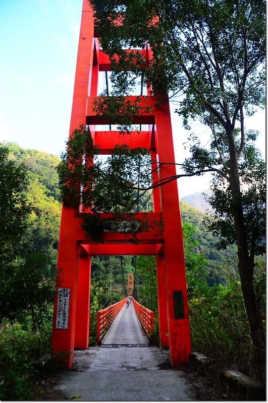 梅山吊橋 3