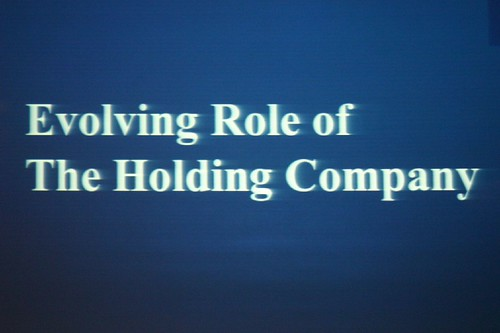 how to create a holding company in canada