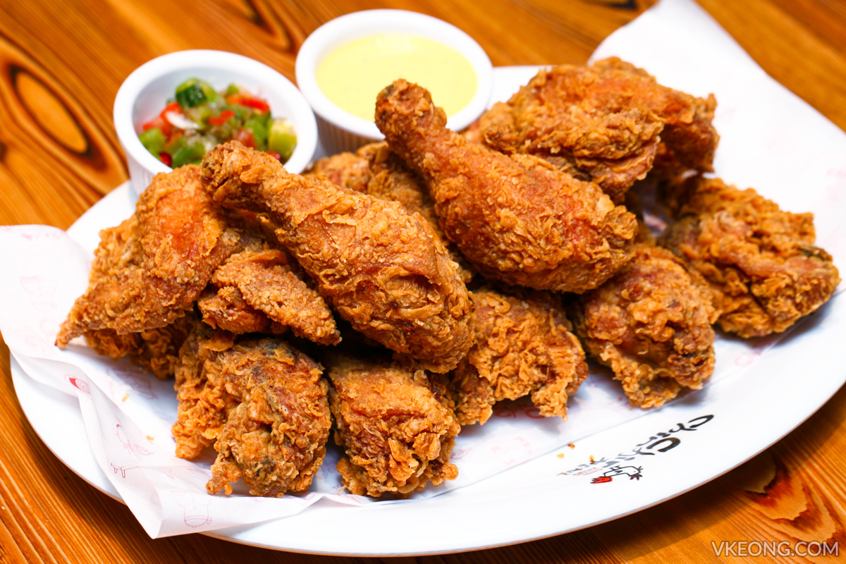 Chir Chir Korean Crispy Fried Chicken