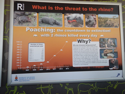 Poaching sucks! Stop Poaching!