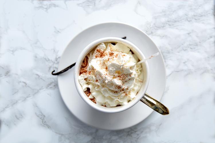 Le Gourmet Nutella Mocha Cafe