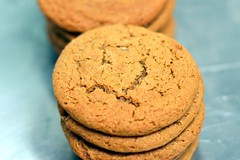 molasses-spice cookies | by smitten kitchen