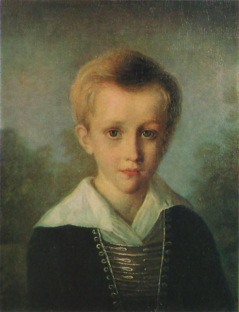 尼古拉·阿尔古诺夫画作选19