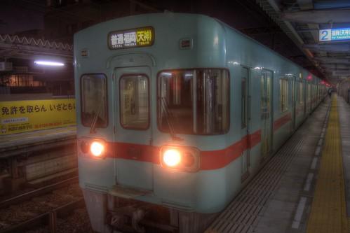 Murasaki Station on NOV 26, 2016 (2)