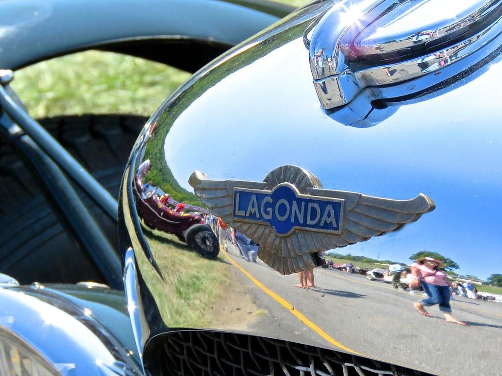 1939 Lagonda V12 Le Mans 2