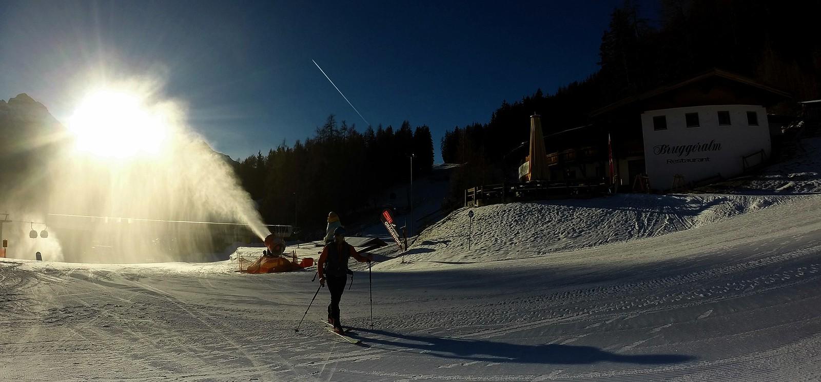 Sennjoch (2.240m), Stubai