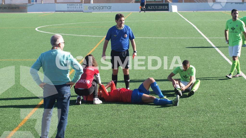 CD L'Alcora 0-0 CD Onda (26//), Jorge Sastriques