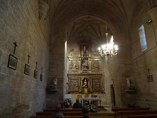 Iglesia de San Andres in Zariquiegui