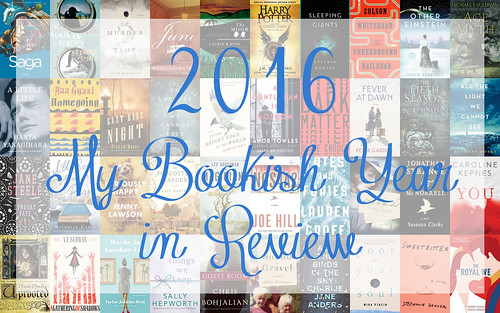 my bookish year in review