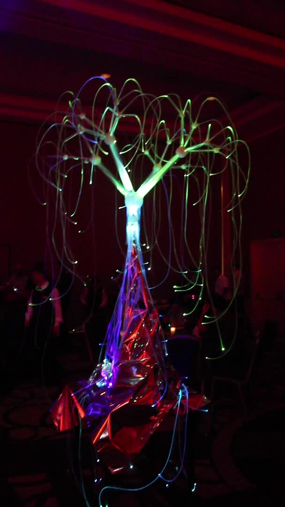 Linux Foundation Party - Tree Of Light