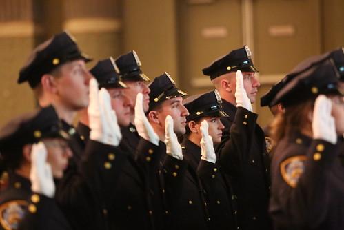 DEP Police Graduation, Jan 2017