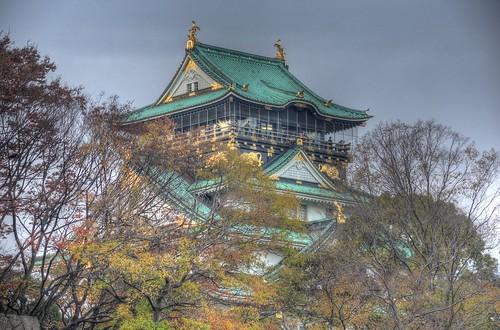 Osaka Castle on DEC 01, 2016 vol02 (3)
