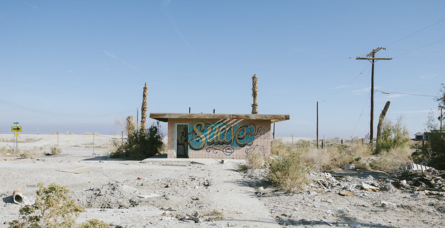 Thermal, CA at the Salton Sea