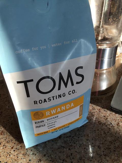 TOMS Roasting Co. - Rwanda