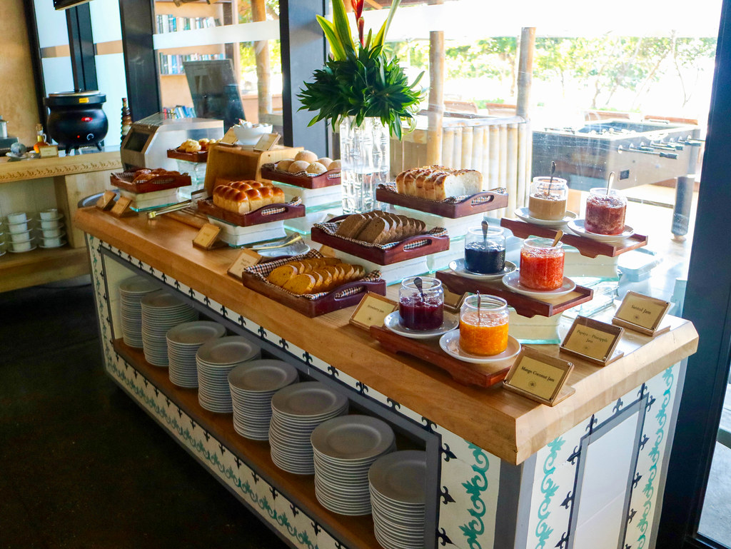Desayuno buffet Amorita